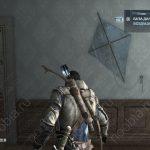 Воздушный змей и ключ в Assassin's Creed 3