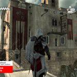 Assassin's Creed Brotherhood: расположение Истины на Дворце сенаторов