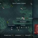 """""""Assassin's Creed 4: Black Flag"""": карта с местоположением чертежа особого отсека для тяжелых ядер в Птит-Каверн для улучшения корабля"""