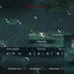 Assassin's Creed 4: карта с местоположением стелы майя на Лонг-Бэйе