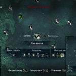 Assassin's Creed 4: карта с местоположением стел майя на Сантанильи