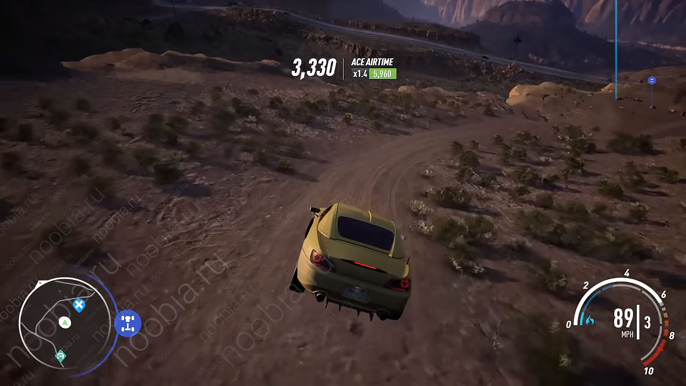 Need For Speed Payback Derelict Mustang Need4speed Fans