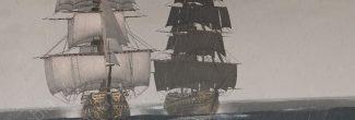 """Assassin's Creed 4: Черный флаг: легендарные корабли """"HMS Бесстрашный"""" и """"Суверен"""""""