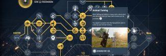 """Assassin's Creed Origins: навык """"Укрощение животных"""" из ветки Провидца"""
