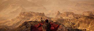 """Assassin's Creed: Origins: """"Вершина мира"""" в Черной пустыне в западной части Древнего Египта"""