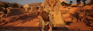 Assassin's Creed: Origins: Сфинкс из Гизы