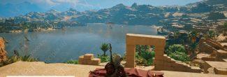 Assassin's Creed: Origins: убежище отшельника в Файюме