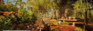 Assassin's Creed: Origins: убежище отшельника в номе Гераклион