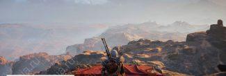 Assassin's Creed: Origins: убежище отшельника в Черной Пустыне