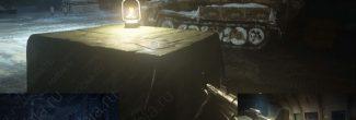 """Call of Duty: WW2: расположение двадцать восьмого сувенира в задании """"Засада"""""""