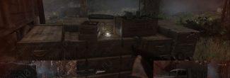 """Call of Duty: WW2: расположение девятнадцатого сувенира в задании """"Фабрика смерти"""""""