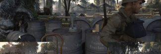 "Call of Duty: WW2: расположение четвертого сувенира в задании ""Операция Кобра"""