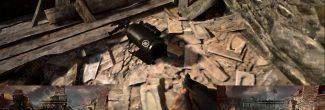 """Call of Duty: WW2: расположение девятого сувенира в задании """"Цитадель"""""""