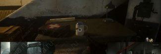 """Call of Duty: WW2: расположение тридцать второго сувенира в задании """"Рейн"""""""