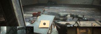 """Call of Duty: WW2: расположение тридцать третьего сувенира в задании """"Рейн"""""""