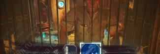 Dishonored: Death of the Outsider: торговец с Черного рынка с улучшениями для электрической пищали
