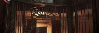 Dishonored: Death of the Outsider: секретный лаз к технической комнате хранилища банка