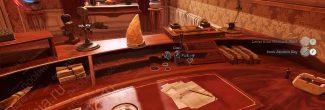 Dishonored: Death of the Outsider: ключ Айвена Якоби от сейфа Безглазых в хранилище банка Майклс