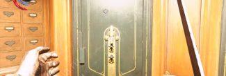 Dishonored: Death of the Outsider: сейф с двумя ключами в хранилище банка Майклс