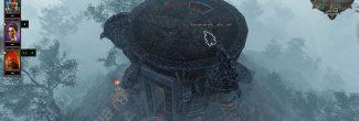 Divinity: Original Sin 2: Физерфолл в гнезде на вершине башни на территории Погоста