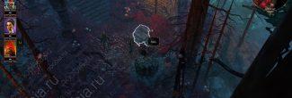 Divinity: Original Sin 2: потайной люк со входом в архив на Острове Кровавой Луны на Побережье Жнеца