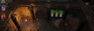 Divinity: Original Sin 2: решение головоломки с призрачными панелями в могиле Джоанны Суррей на Погосте