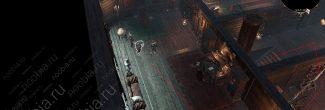 Divinity: Original Sin 2: магистры Рикс и Мертоф в трюме корабля