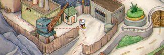 Cuphead: третья скрытая дорожка на Острове Инквелл III