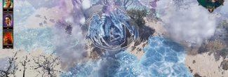 Divinity: Original Sin 2: зимний дракон Слейн на Драконьем пляже