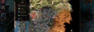 """Divinity: Original Sin 2: карта с местоположением Криспина и трех частей книг """"Сущность существования"""" в Приюте Райкера"""