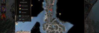 Divinity: Original Sin 2: карта с местоположением фермы Большой Марж и Пискуна