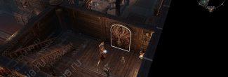 Divinity: Original Sin 2: говорящая дверь на нижней палубе Госпожи Мести