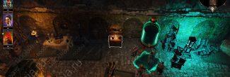 Divinity: Original Sin 2: шкаф с ингредиентами для ритуала в убежище мейстра Сивы в Дрифтвуде