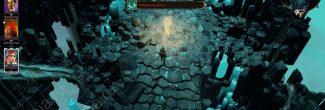 Divinity: Original Sin 2: демон в Чертогах Эха с навыком Призрачное зрение в ритуале мастера Сивы из Дрифтвуда