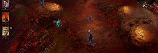 Divinity: Original Sin 2: тактическая расстановка спутников перед боем с ведьмой Радекой