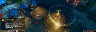 Dungeons 3: огненная бомба Талии