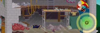 South Park: The Fractured But Whole: второй пердкурный прыжок на здание в лагере бездомных (SoDoSoPa)