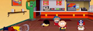 South Park: The Fractured But Whole: побежденный Морган Фримен