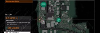The Evil Within 2: карта с местоположением Загадочной маски в 3 главе