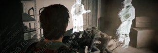 """The Evil Within 2: солдаты """"Мебиуса"""" на второй точке резонанса в доме 322 в задании """"Подмоги не будет"""" в Жилом районе Юниона"""