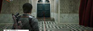 The Evil Within 2: вход в лабораторию с пятым красным гелем в доме Стефано в восьмой главе - шаг 1