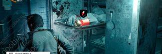 """The Evil Within 2: покойник с шестым красным гелем в локации """"Сеть"""" в одиннадцатой главе - шаг 4"""