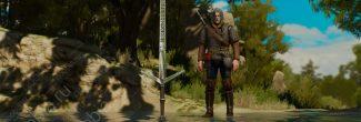 The Witcher 3: Blood and Wine: лучший серебряный меч Арондит