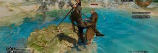 The Witcher 3: Blood and Wine: битва с Отшельником за меч Арондит