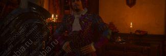 The Witcher 3: Blood and Wine: приезд Лютика в Корво Бьянко