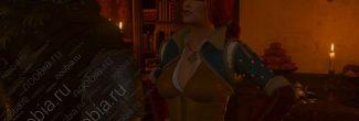 The Witcher 3: Blood and Wine: приезд Трисс в Корво Бьянко