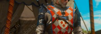 The Witcher 3: Blood and Wine: Геральт из Ривии
