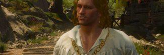 The Witcher 3: Blood and Wine: Гильом перед рыцарским турниром