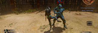 The Witcher 3: Blood and Wine: финальная битва с чемпионом арены Грегуаром из Горгоны