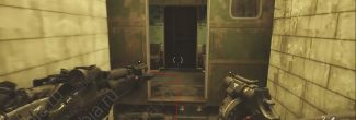 Wolfenstein II: The New Colossus: местоположение игрушки в метро на Манхэттене